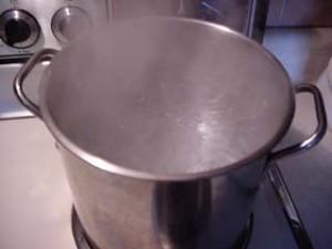 Faire bouillir de l'eau