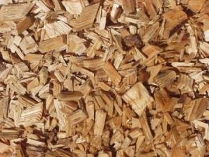 recycler les copeaux de bois